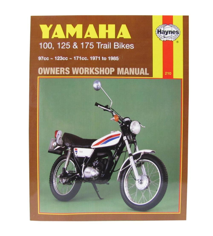 mitsui yamaha limited workshop manual yamaha dt100 76 83 haynes motorcycle electrical manual haynes manual electrical symbols