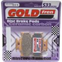 Picture of Goldfren 001-S33, VD432, FA152, FDB659, SBS632 Disc Pads (Pair)
