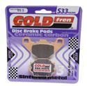 Picture of Goldfren 005-S33, VD325, FA67, FDB314, SBS586, SBS546 Disc Pads (Pair)