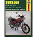 Picture of Haynes Manual 120 SUZ 250 & 350 TWINS 68-78-SPECIAL