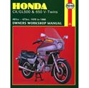 Picture of Haynes Manual 442 HON CX500 V-TWIN-S/Order