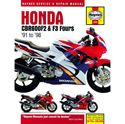 Picture of Haynes Manual 2070 HON CBR600F2 & F3 MANAUAL 91-98