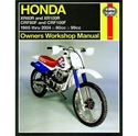 Picture of Haynes Manual 2218 HON XR80R & XR100R