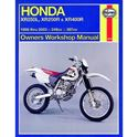 Picture of Haynes Manual 2219 HON XR250L,XR250R & XR400R 86-03+T11316