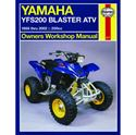 Picture of Haynes Manual 2317 YAM ATV YFS200 BLASTER 88-02